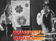 Gerard West and Sasha Benning Duo