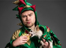 PIFF THE MAGIC DRAGON Friday